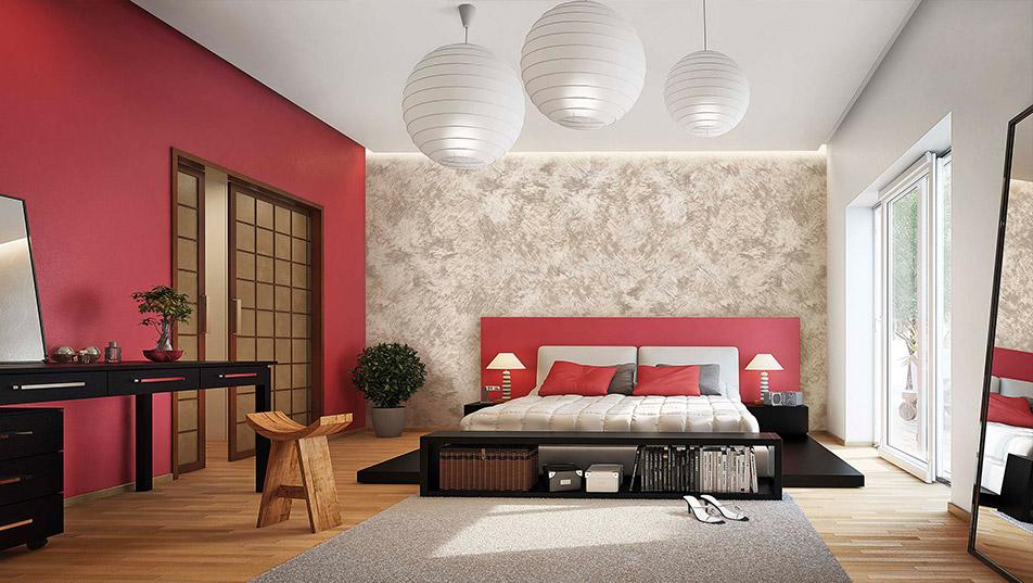 Dekoracyjne ściany Z Połyskiem Farba Perłowa Z Połyskiem