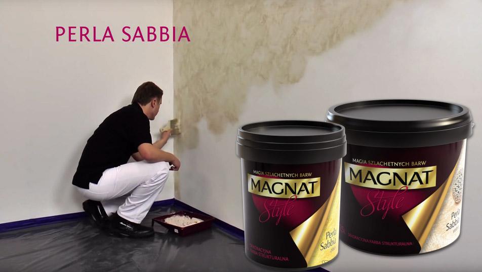 Perla Sabbia MAGNAT Style instrukcja