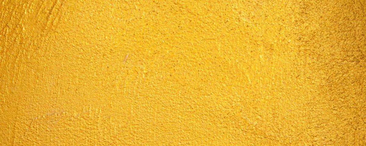 efekt złota na ścianie - Złota farba na ścianę